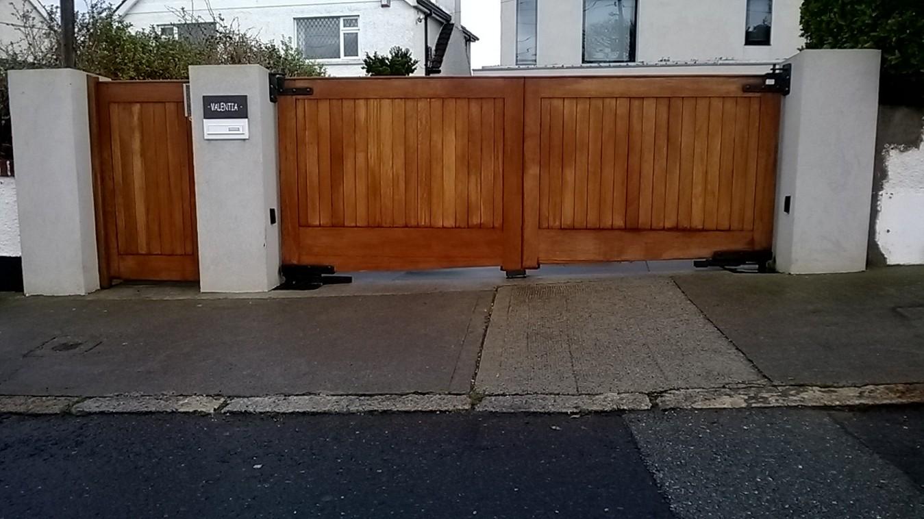 Security-Gate-Installation-Dublin-Ireland